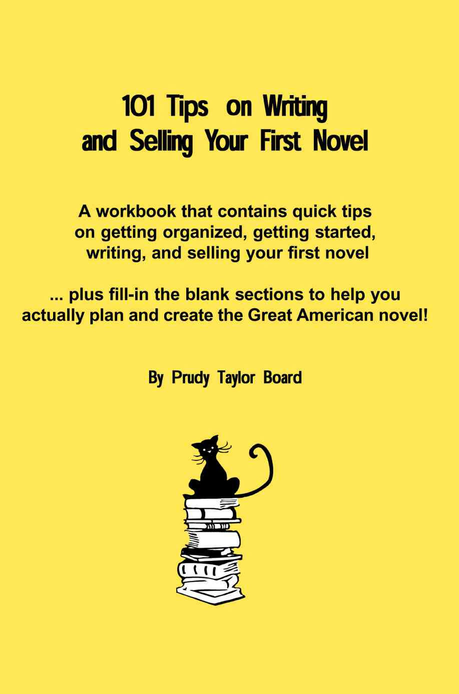 tips on writing a novel