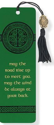 Celtic Beaded Bookmark By Peter Pauper Press (COR)